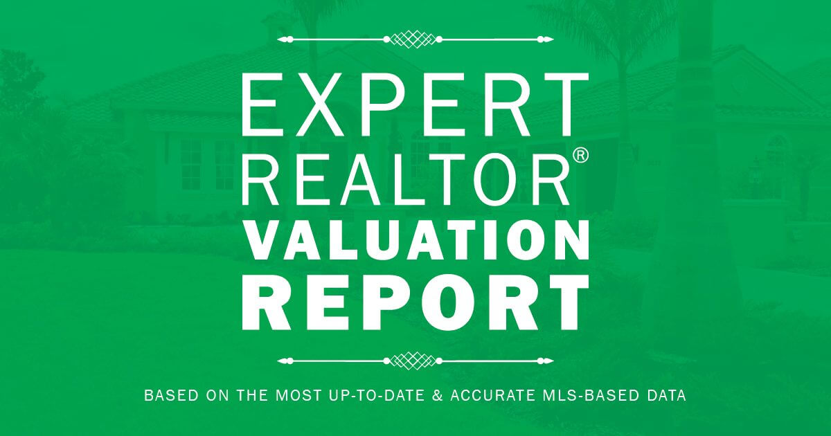 Expert REALTOR® Valuation Report